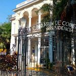 The Cuban Chamber of Commerce in Havana
