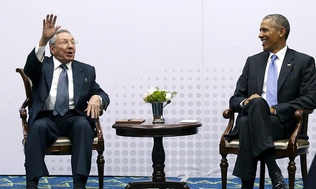 Castro-Obama-meeting