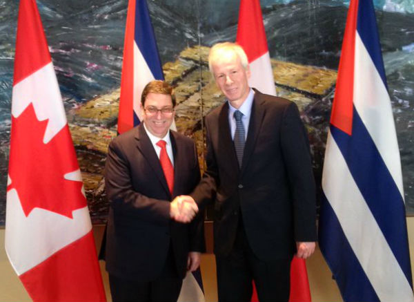 Bruno-Rodríguez-Parrilla-meets-with-Stephane Dion
