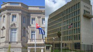 US-Cuba relations-embassies
