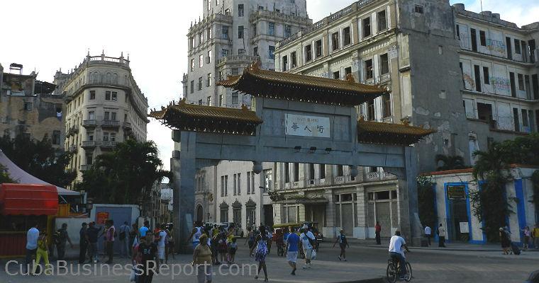 Cuba-China-trade