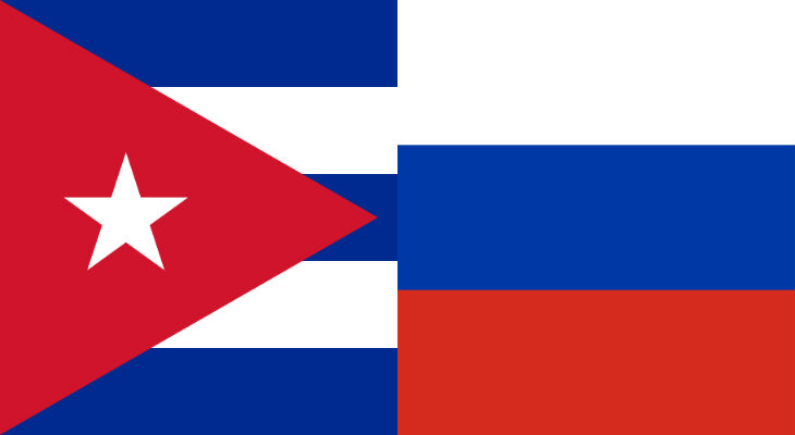 Cuba-Russia, Russia-Cuba
