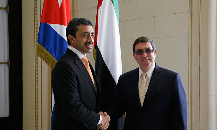 UAE-Cuba