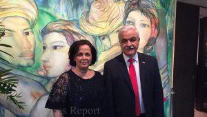 Julio-Garmendía-Peña-Ambassador-Cuba-Miraly-González-González