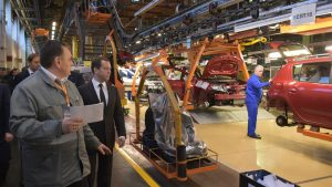 AvtoVAZ-car-factory