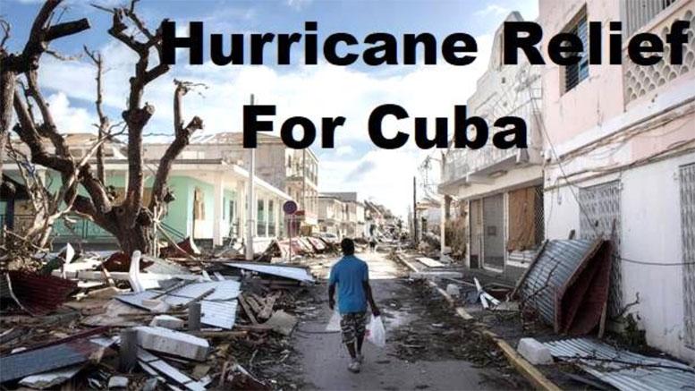 hurricane irma, fundraising