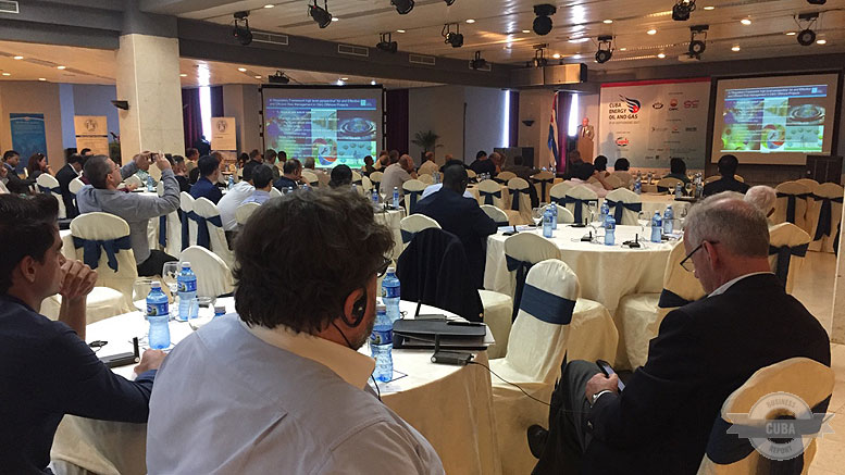 Cuba Oil Energy & Gas Conference: Day 1