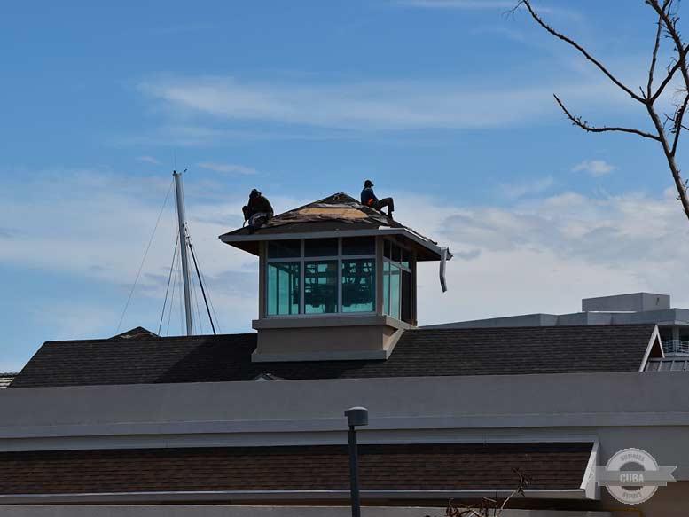 Repairing the rooftops