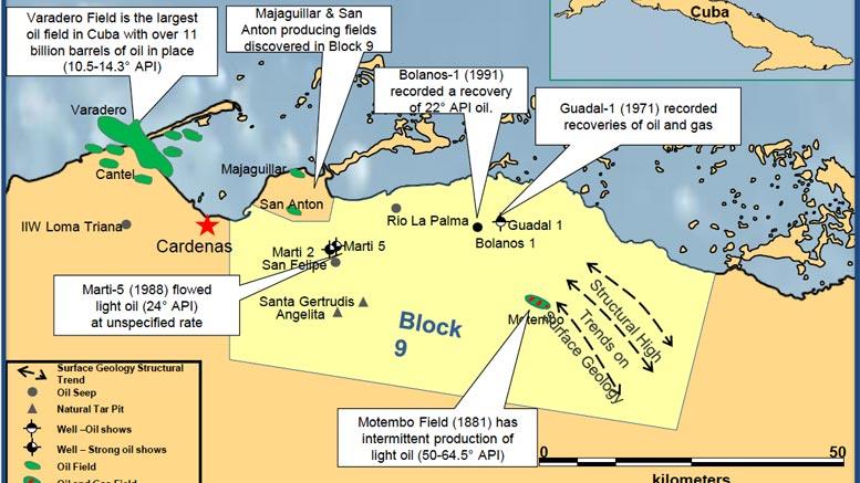 oil-in-Cuba
