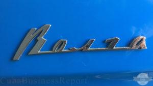 russian cars, cars in Cuba, volga