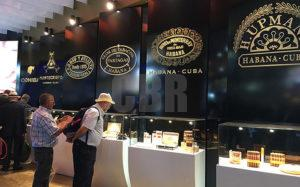 fihav, business, cigar display