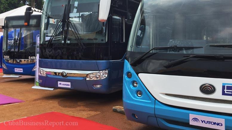 Yutong-buses-Cuba