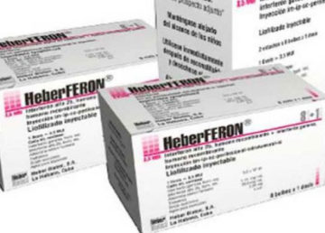HeberFERON-skin-cancer-drug