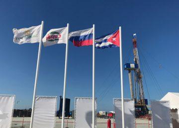 flags-zarubeshneft-boca-de-jaruco-cuba
