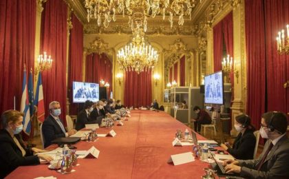 France-Cuba-economic-trade-videoconference